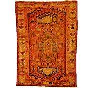 Link to 4' 8 x 6' 6 Kurdish Berber Persian Rug