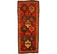 Link to 4' 1 x 9' 10 Kurdish Berber Persian Runner Rug