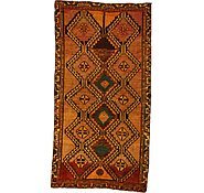 Link to 3' 10 x 7' 3 Kurdish Berber Persian Rug