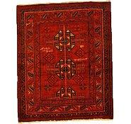 Link to 4' 2 x 5' 1 Kurdish Berber Persian Rug