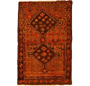 Link to 4' 4 x 6' 8 Kurdish Berber Persian Rug