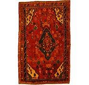 Link to 4' 4 x 6' 10 Hamedan Persian Rug