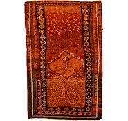 Link to 4' 8 x 7' 5 Kurdish Berber Persian Rug