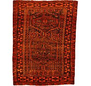 Link to 4' 9 x 6' 5 Kurdish Berber Persian Rug
