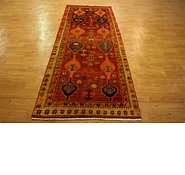 Link to 3' 8 x 9' 1 Shiraz Persian Runner Rug