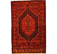 Link to 4' 5 x 6' 10 Zanjan Persian Rug