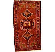Link to 3' 8 x 6' 8 Kurdish Berber Persian Rug