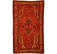 Link to 4' 11 x 8' 4 Hamedan Persian Rug