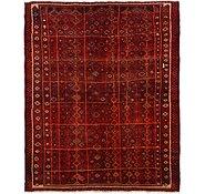 Link to 5' 7 x 6' 10 Kurdish Berber Persian Square Rug