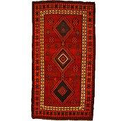 Link to 4' 6 x 8' 3 Kurdish Berber Persian Rug