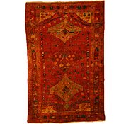 Link to 4' 10 x 7' 6 Hamedan Persian Rug