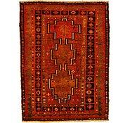 Link to 4' 5 x 5' 10 Kurdish Berber Persian Rug