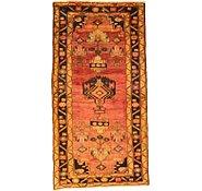 Link to 4' 3 x 8' 2 Kurdish Berber Persian Rug