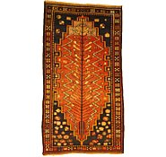 Link to 4' 2 x 7' 9 Kurdish Berber Persian Rug