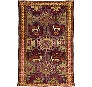 Link to 5' x 7' 7 Kurdish Berber Persian Rug