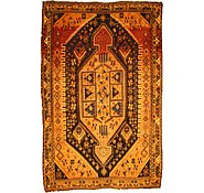 Link to 4' 9 x 7' 3 Kurdish Berber Persian Rug