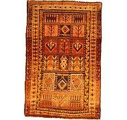 Link to 4' 10 x 7' 5 Kurdish Berber Persian Rug
