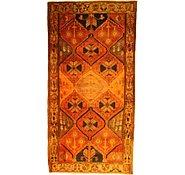 Link to 4' 8 x 9' 3 Kurdish Berber Persian Rug