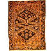 Link to 4' 10 x 6' 7 Kurdish Berber Persian Rug