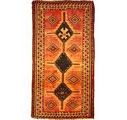 Link to 4' x 7' 7 Kurdish Berber Persian Rug