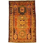 Link to 4' 3 x 6' 7 Kurdish Berber Persian Rug