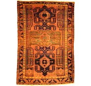 Link to 4' 6 x 6' 8 Kurdish Berber Persian Rug