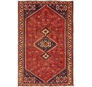 Link to 152cm x 235cm Shiraz Persian Rug