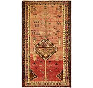 Link to 4' 5 x 8' Hamedan Persian Rug