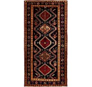 Link to 4' 10 x 9' 9 Koliaei Persian Runner Rug