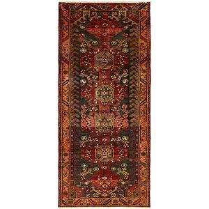 4' 7 x 9' 10 Zanjan Persian Runner Rug