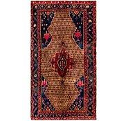 Link to 5' x 9' 7 Koliaei Persian Runner Rug