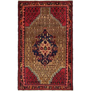 4' 8 x 7' 8 Koliaei Persian Rug