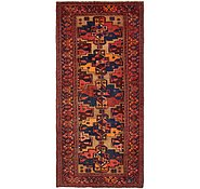 Link to 4' 3 x 9' 7 Zanjan Persian Runner Rug