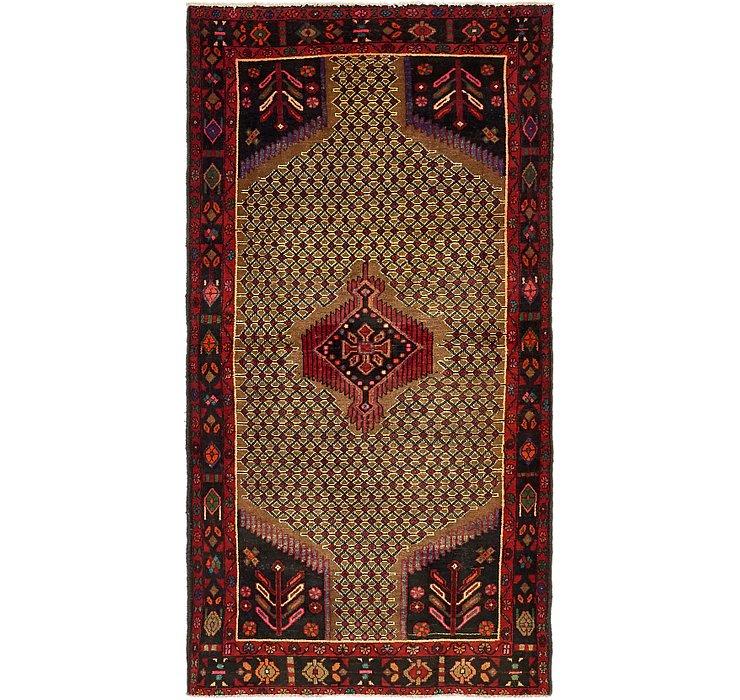 4' 9 x 9' Koliaei Persian Rug
