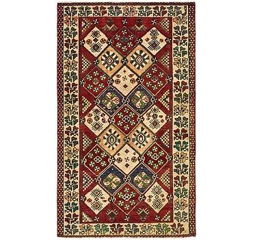 130x221 Isfahan Rug