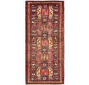 Link to 4' 9 x 10' Ardabil Persian Runner Rug