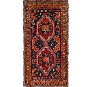 Link to 4' x 7' 8 Zanjan Persian Rug