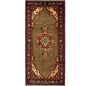 Link to 5' 2 x 11' Koliaei Persian Runner Rug