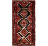 Link to 4' 10 x 9' 5 Koliaei Persian Runner Rug
