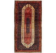 Link to 4' 10 x 9' 2 Koliaei Persian Runner Rug