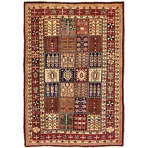 5' 5 x 7' 9 Bakhtiar Persian Rug