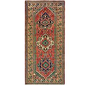 Link to 4' 8 x 9' 10 Shiraz Persian Runner Rug