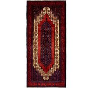 Link to 4' 11 x 10' 10 Sanandaj Persian Runner Rug