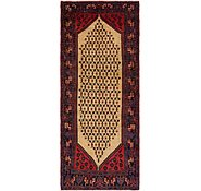 Link to 4' 9 x 11' 2 Koliaei Persian Runner Rug
