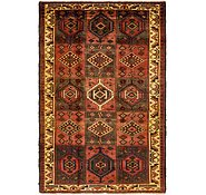 Link to 5' 6 x 8' 4 Shiraz Persian Rug