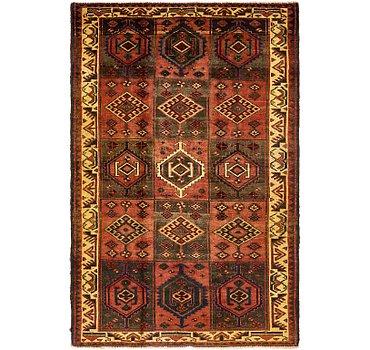 168x254 Shiraz Rug