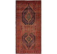 Link to 5' x 10' 6 Hamedan Persian Runner Rug