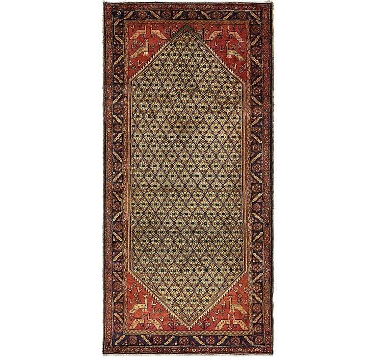 4' 7 x 9' 10 Koliaei Persian Rug