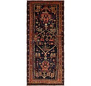 Link to 4' 5 x 10' 7 Shiraz Persian Runner Rug