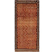 Link to 5' 4 x 11' Hamedan Persian Runner Rug